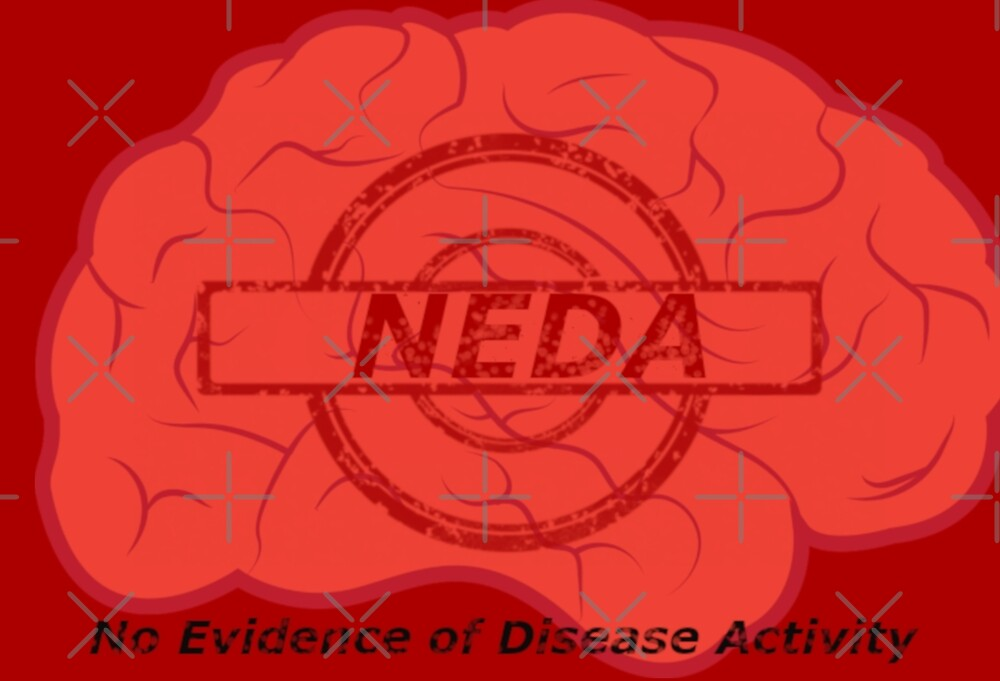 No Evidence of Disease Activity  by jean9washi