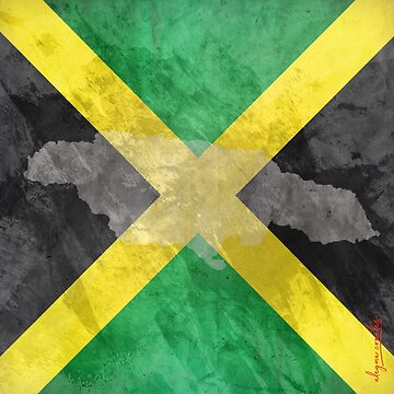 THOUGHTS OF JAMAICA by alegnacreates
