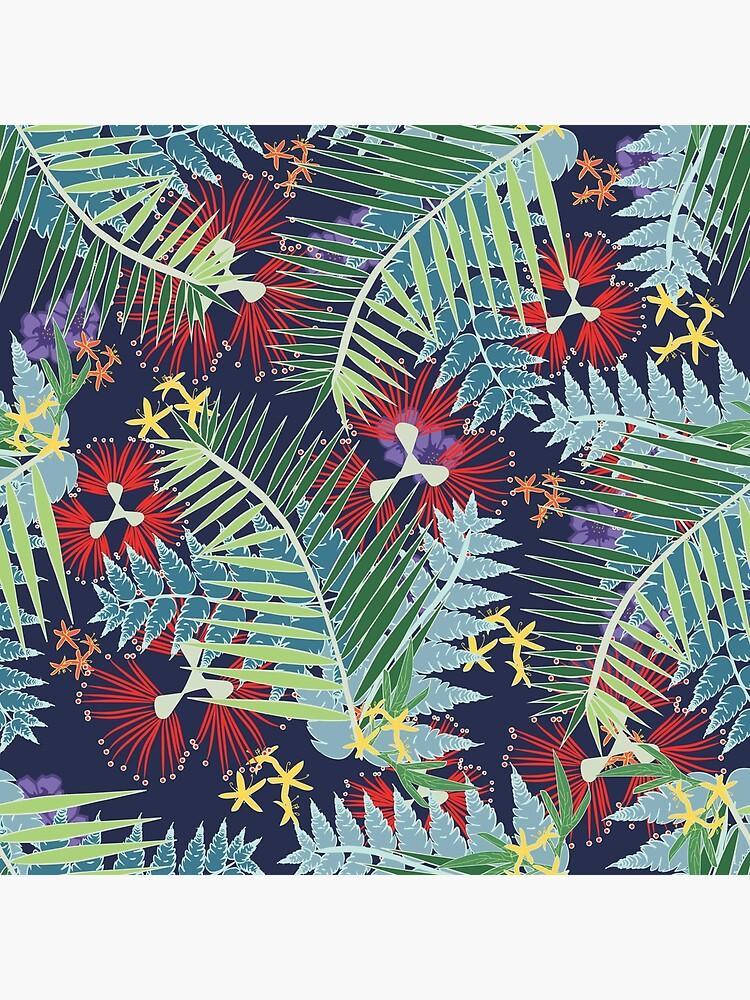 Leafy NZ by MeredithWatson
