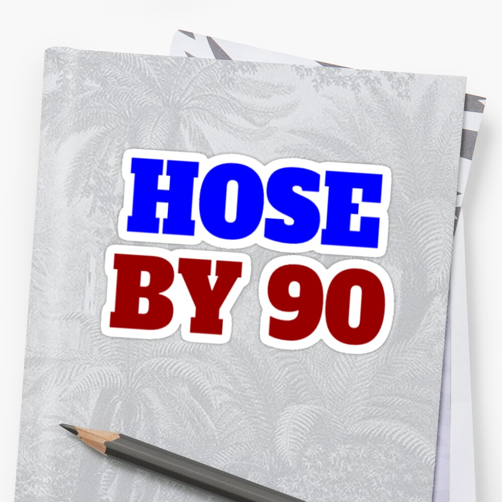 hose by 90 by Emma C