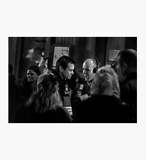 No I am not Rob Schneider Photographic Print