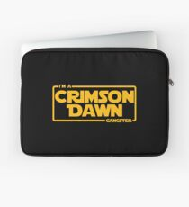 I'm A Crimson Dawn Gangster Maul  Laptop Sleeve