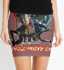 devil may cry 5 Mini Skirt