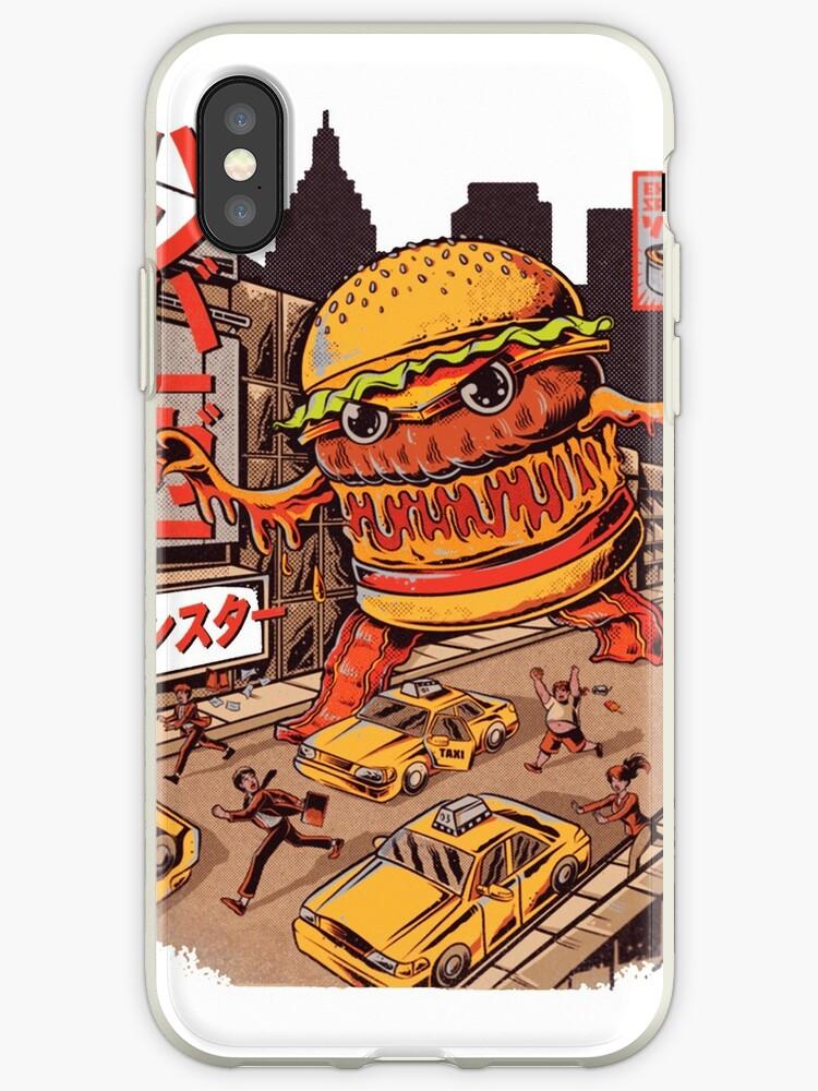Burger Zilla by BessieConverse