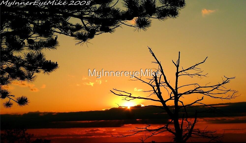 #368         Sunset In The Sky by MyInnereyeMike