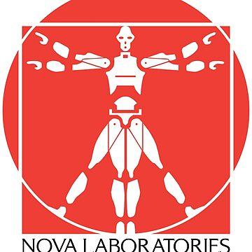 Nova Laboratories Black Text by ChloeFortin15