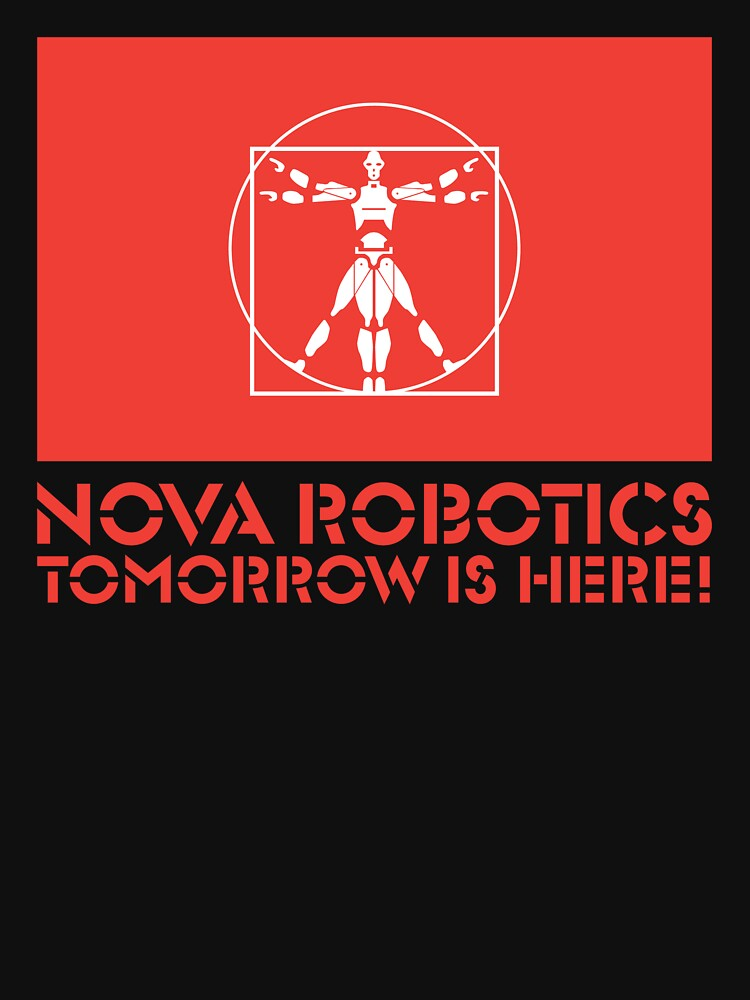 Nova Laboratories Nova Robotics by ChloeFortin15