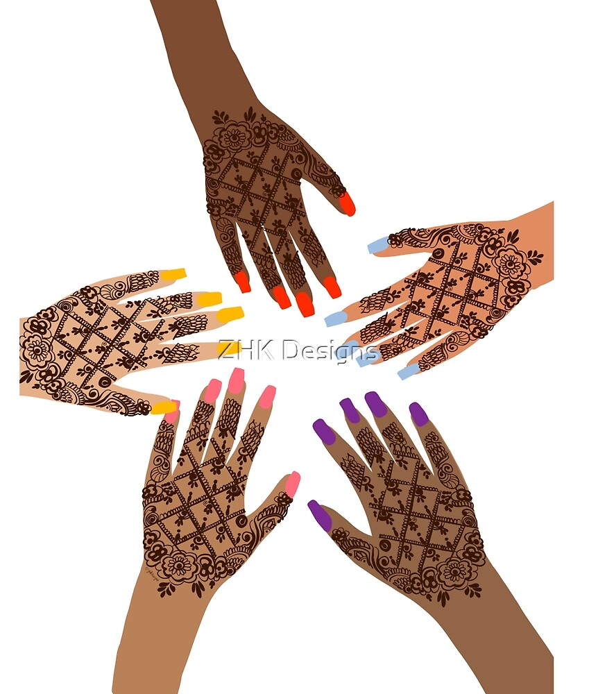 Desi Kuri Unity by ZHK Designs