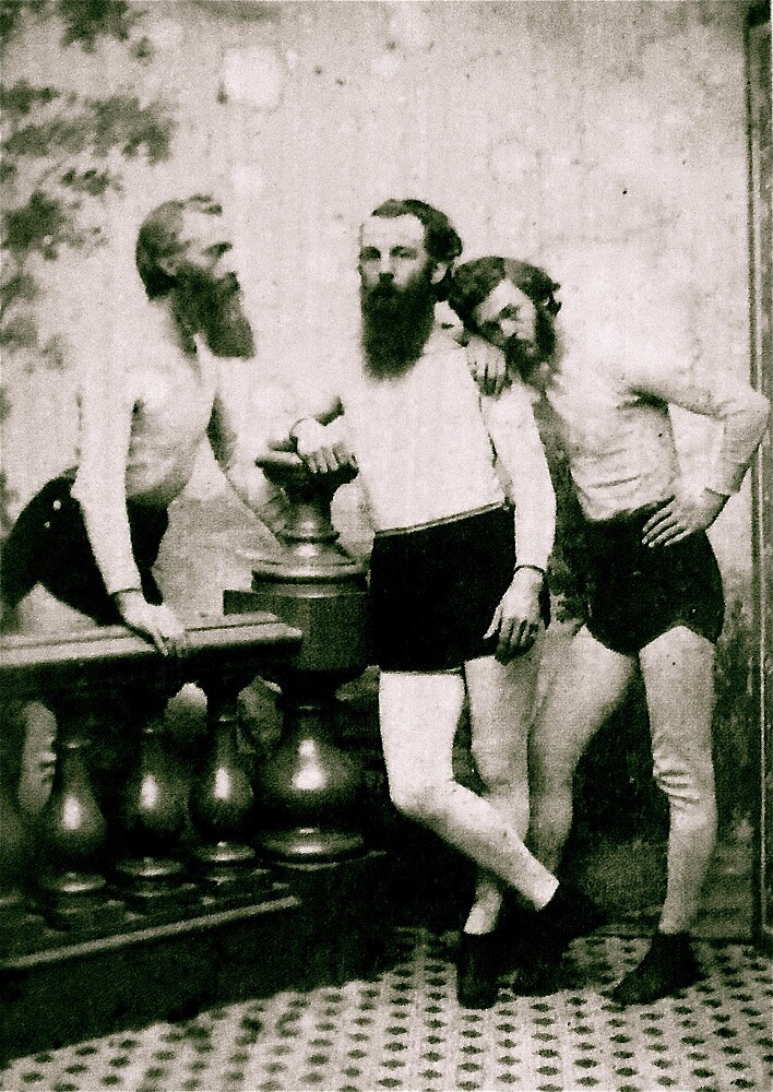 Trio from Portland 1865 by planete-livres
