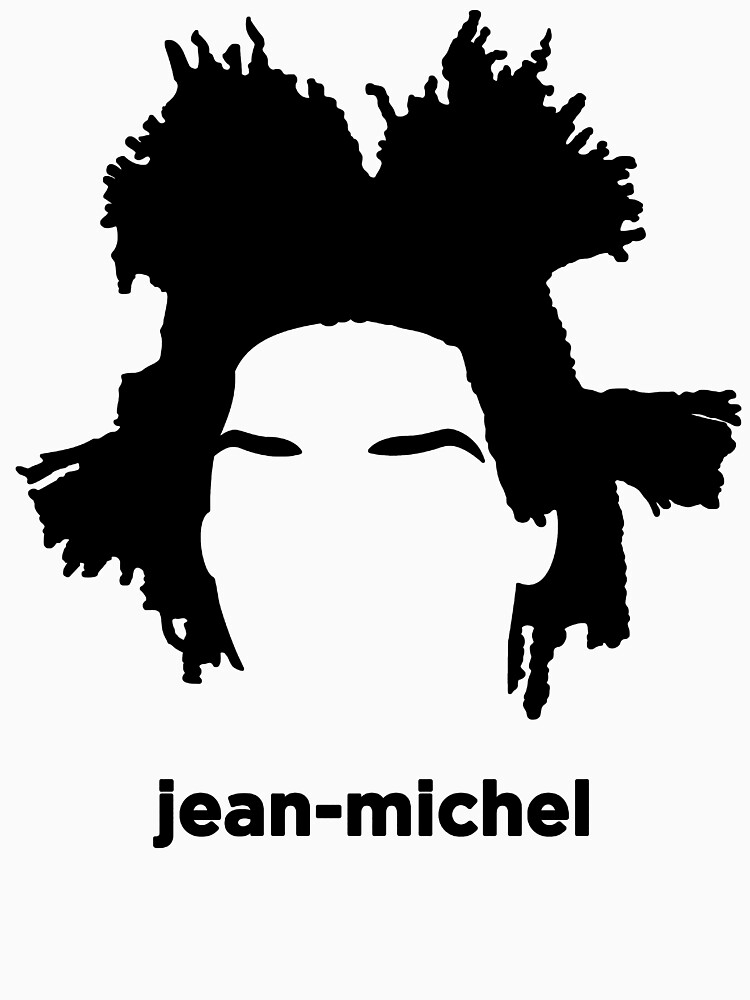 Jean-Michel Basquiat by vegetabaal
