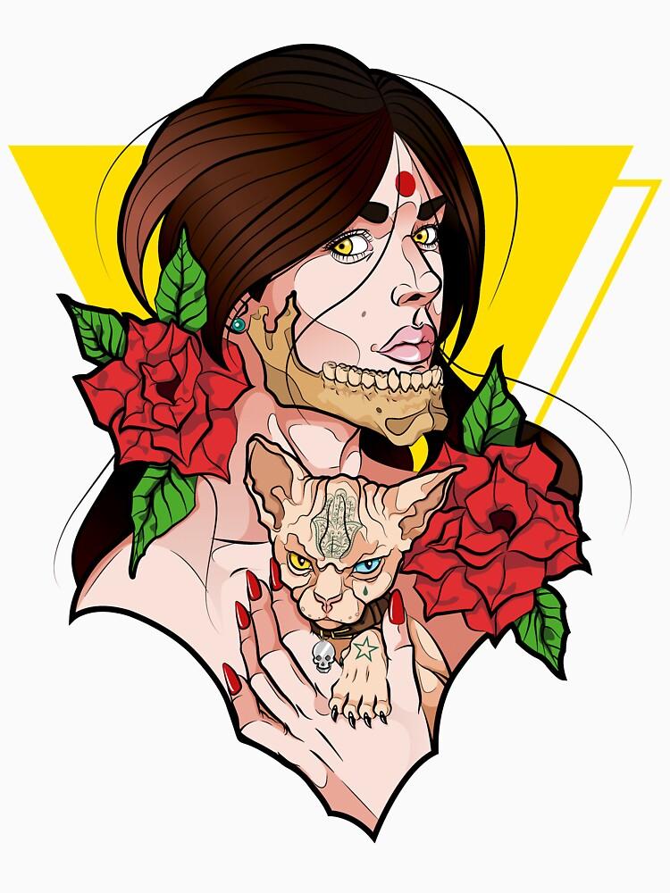 Savage Girl by AndersonUrd