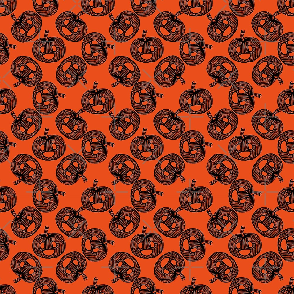 Pumpkin Halloween by iamdanry