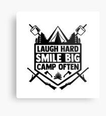 Camp Often Metal Print