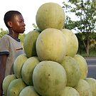 watermelon boy by sarahtoure