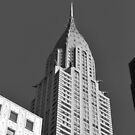 Landmark NYC by LeonidasBratini