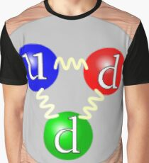 Physics #Physics #ParticlePhysics #NuclearPhysics #ModernPhysics Graphic T-Shirt