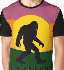 I Believe (In Bigfoot) Graphic T-Shirt
