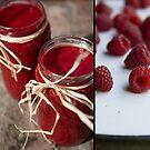 Raspberries by Kasia Fiszer