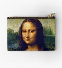 Mona Lisa Studio Pouch