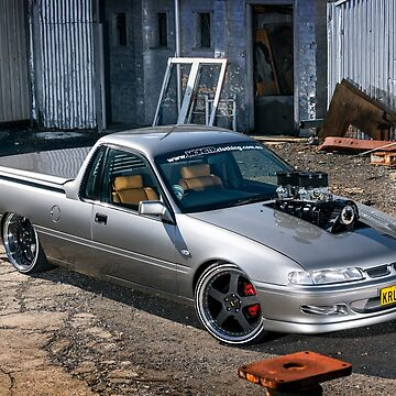 Clint Stevens' Blown Holden VS Ute by HoskingInd