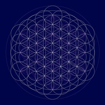 Flower of Life by oz10