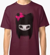little scary doll Classic T-Shirt
