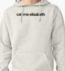 Appelez-moi Elisabeth - Cool Stickers personnalisés Sweat à capuche