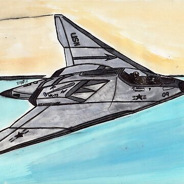 The Hornet Stinger by ronwoods2