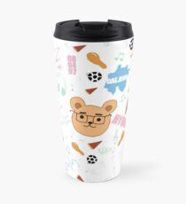 Stray Kids Woojin Doodles Travel Mug