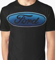Ford Logo Team Graphic T-Shirt