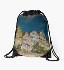 Impressions of the Neckar  Drawstring Bag