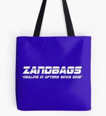 Zandbags Tote Bag