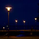 Five lamps by Antanas