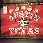 Austin Live Music by Trish Mistric