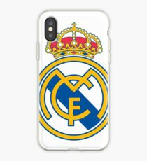 T-shirt Madrid iPhone Case