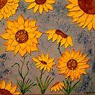 Sunflowers by Lorraine cavanagh