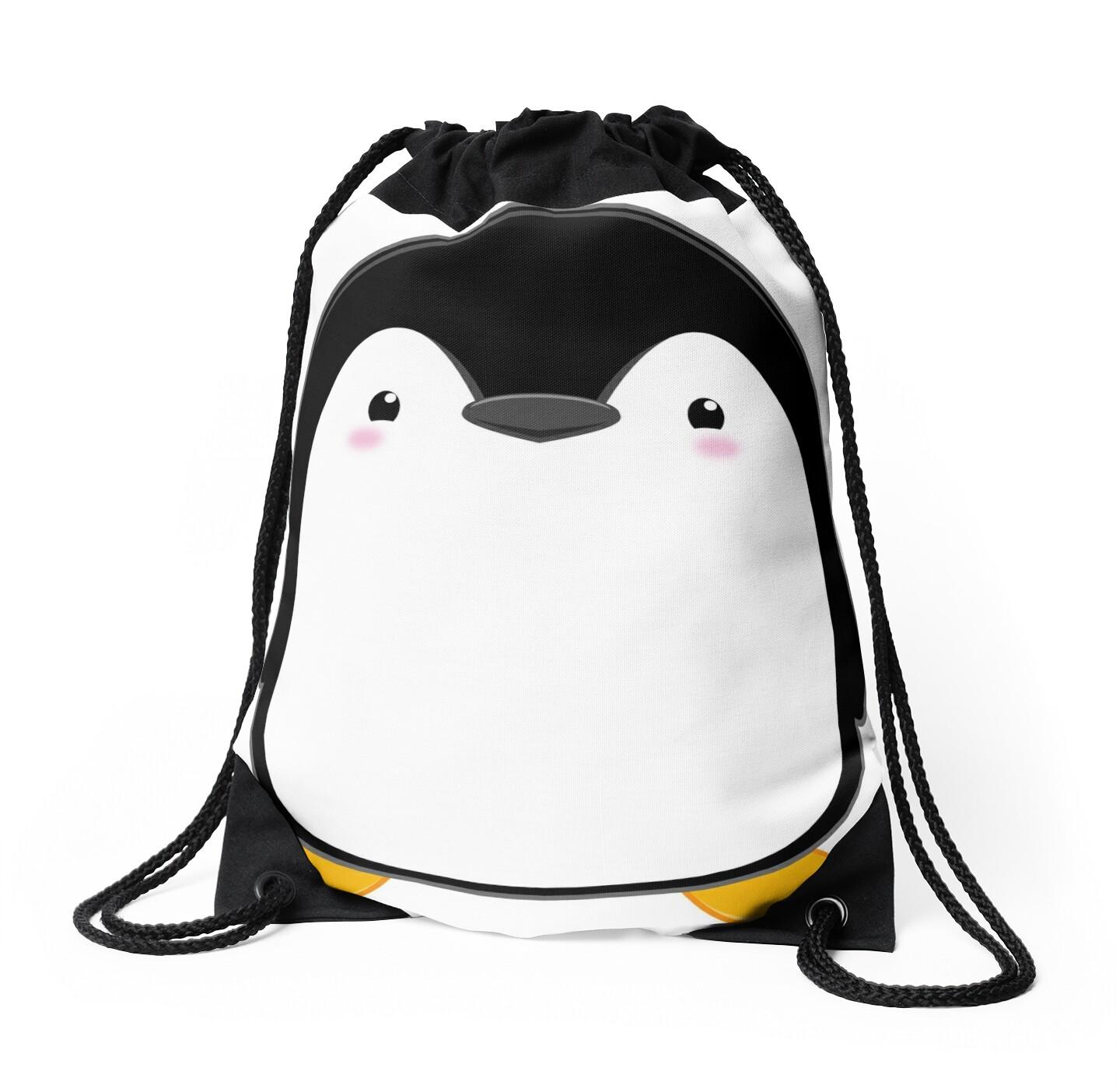 Cute Kawaii Penguin