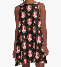 Elizabeth Tudor A-Line Dress