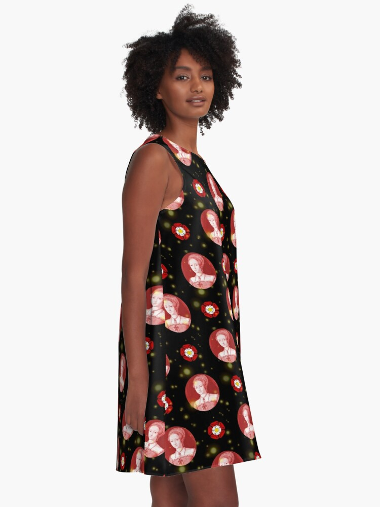 Alternate view of Elizabeth Tudor A-Line Dress