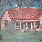 The Cabin by Jackie Morgan