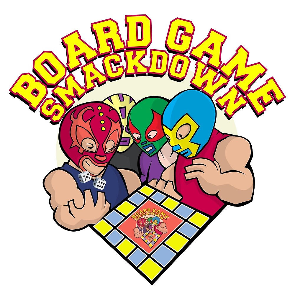 Board Game Smackdown by bgsmackdown