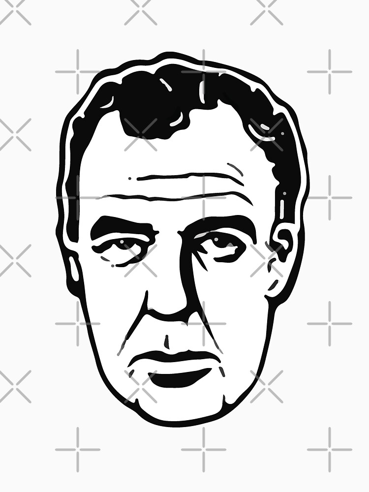 Jeremy Clarkson cartoon design  by drivetribe