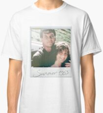 Dirty Dancing - Sommer 1963 Classic T-Shirt