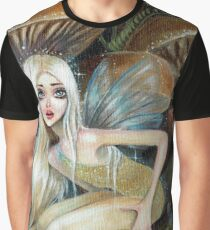 Woodland Faerie  Graphic T-Shirt