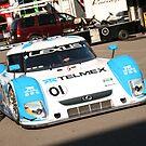 TELMEX Chip Ganassi Racing with Felix Sabates by Jess Fleming