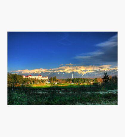 Bretton Woods Panorama Photographic Print