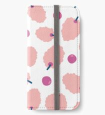 Grapes and blackberries iPhone Wallet/Case/Skin