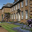 Upton House and Wisteria by John Dalkin
