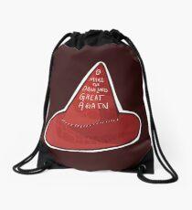 Make The Dark Lord Great Again Drawstring Bag