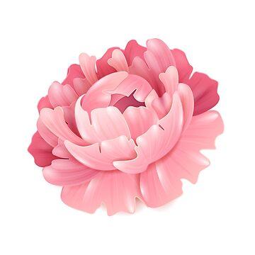 Pink Flower by aditya26j